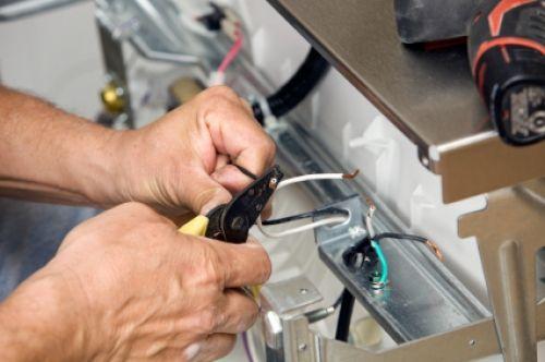 Проверка проводки в посудомоечной машине