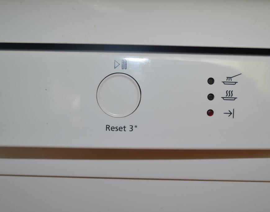 Светодиодная индикация посудомойки Beko Dsfs 1530