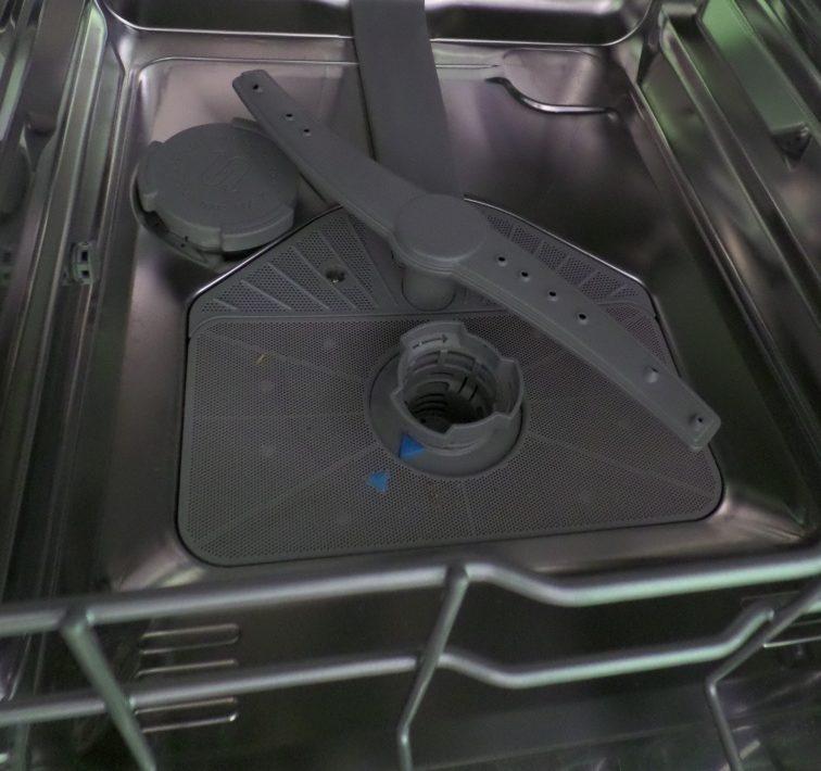 Нижняя часть посудомоечной машины Bosch SPV40E30RU с коромыслом