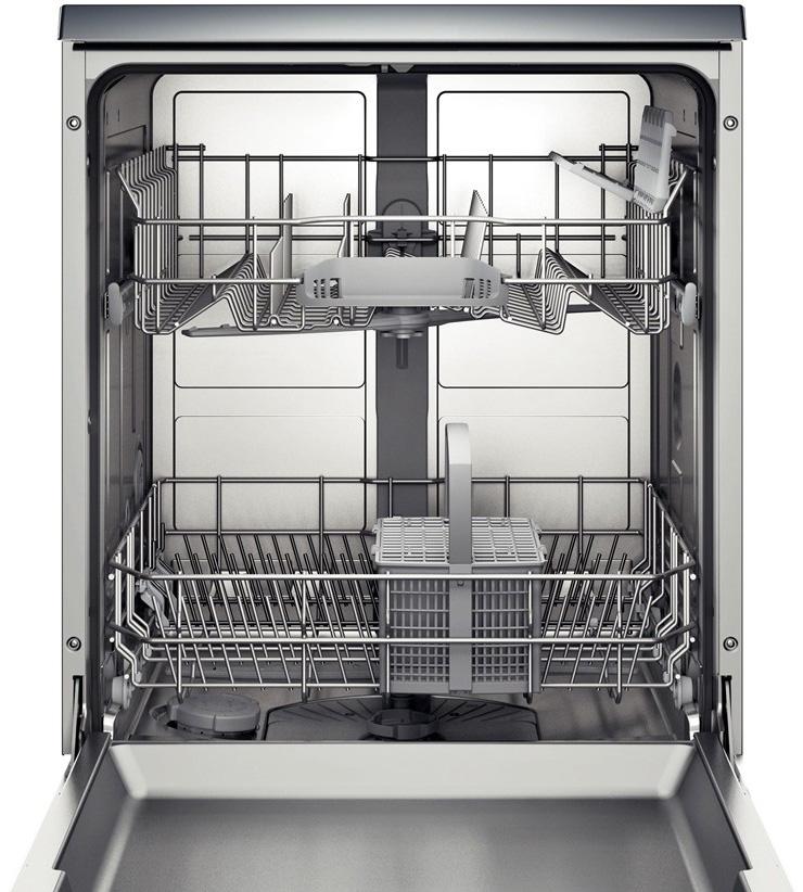 Посудомоечная Машина Bosch SMS40D12 RU: вид изнутри