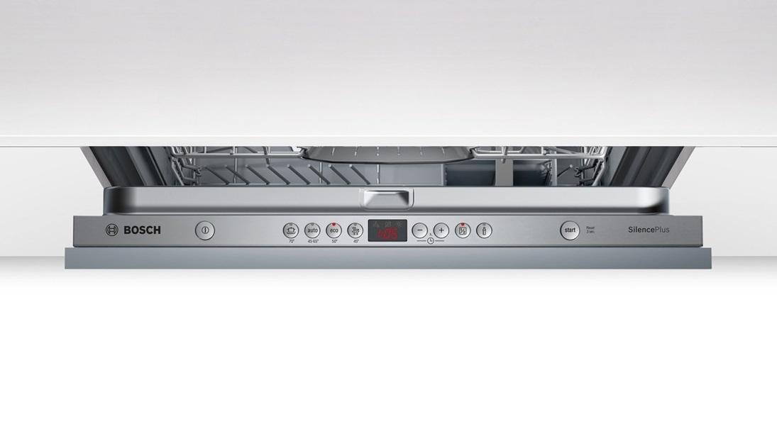 Панель управления посудомоечной машины Bosch Smv47l10ru