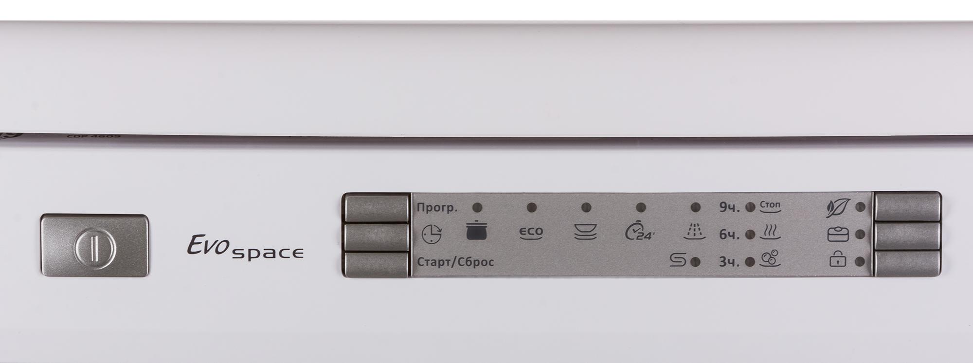 Панель управления посудомоечной машины Канди Cdp 4609