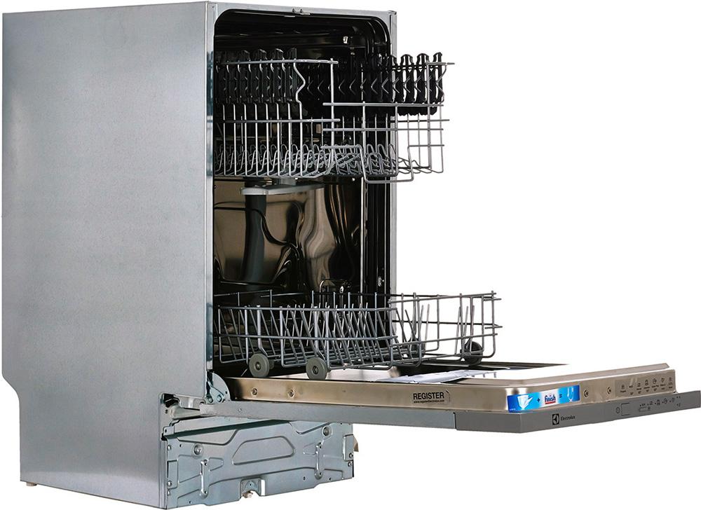 Конструкция посудомойки Электролюкс ESL94200LO