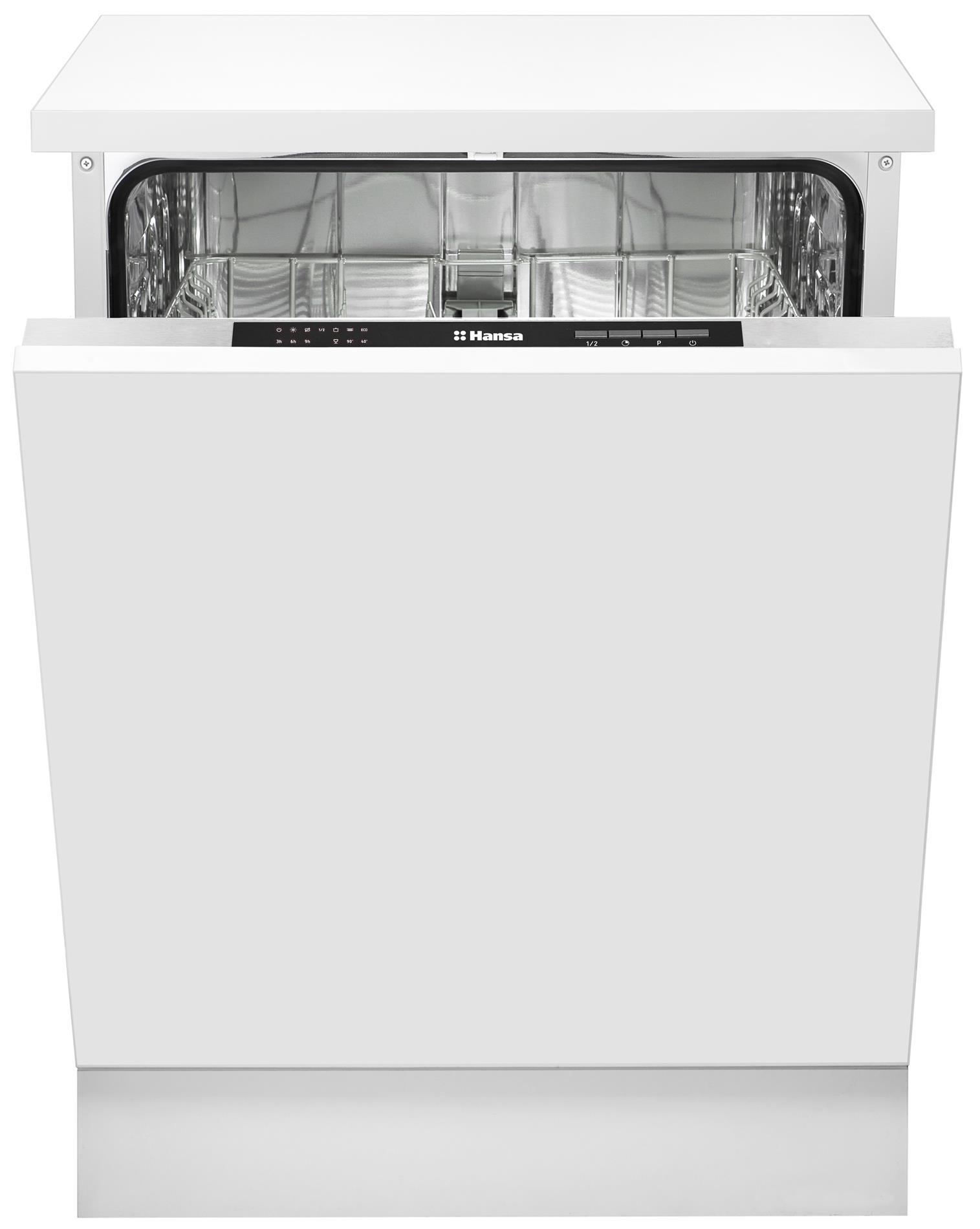 Посудомойка Hansa ZIM 676 H: вид спереди