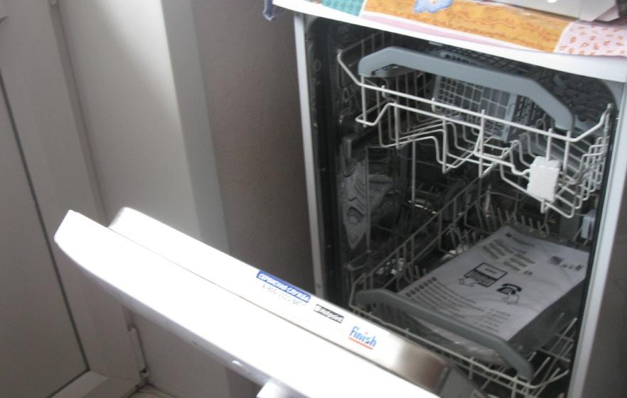 Дизайн посудомоечной машины Hotpoint Ariston LSF 7237