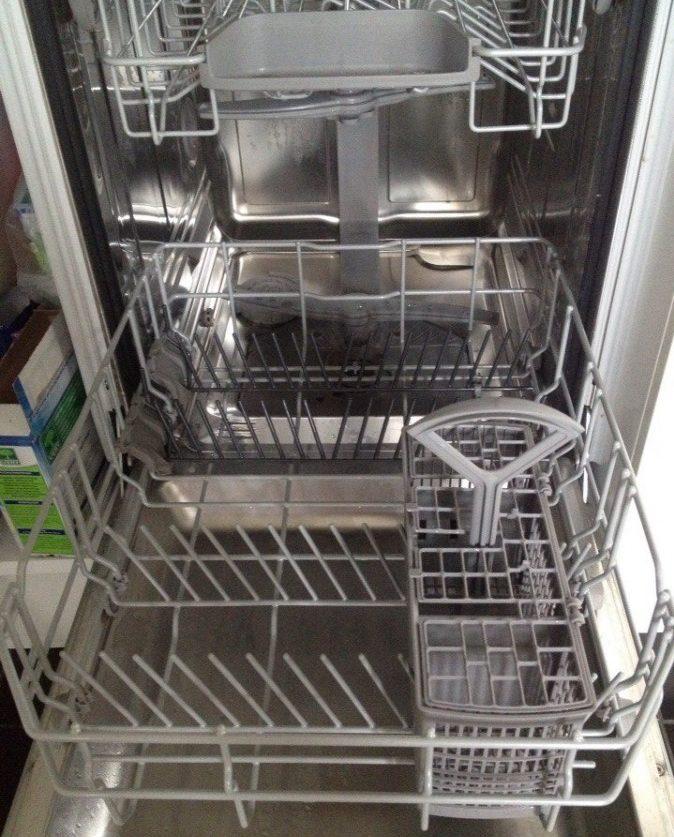 Корзины посудомойки SIEMENS SR64E002RU
