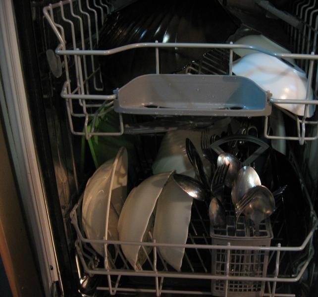 Вместительность камеры посудомойки Siemens SR64E003RU