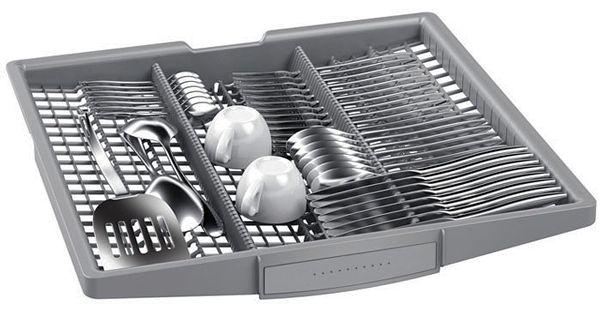 Третий лоток посудомоечной машины Бош Smv47l10ru