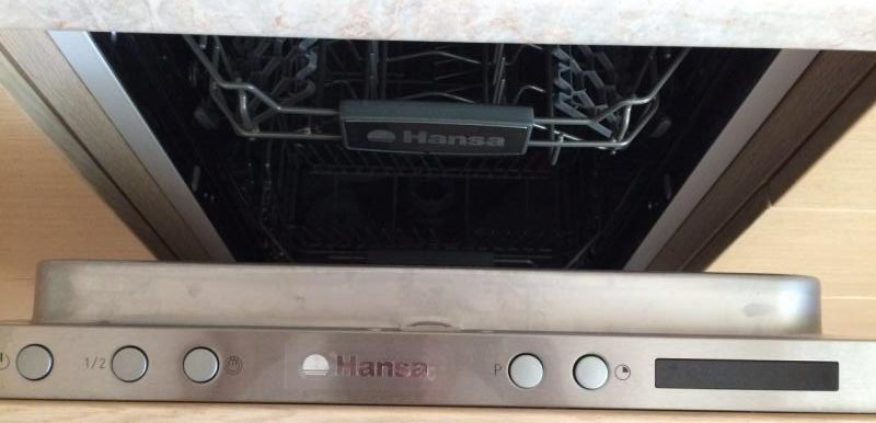 Панель управления посудомоечной машины Ханза ZIM 428 EH