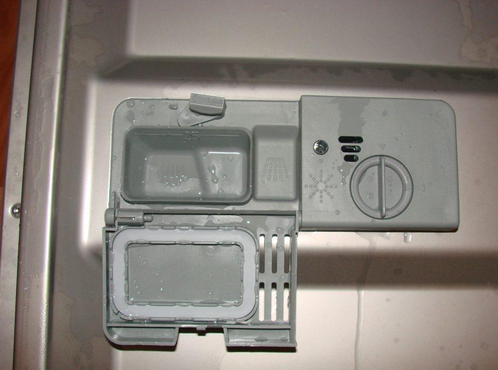 Лоток для моющего средства посудомоейчной машины Ханза ZIM 428 EH