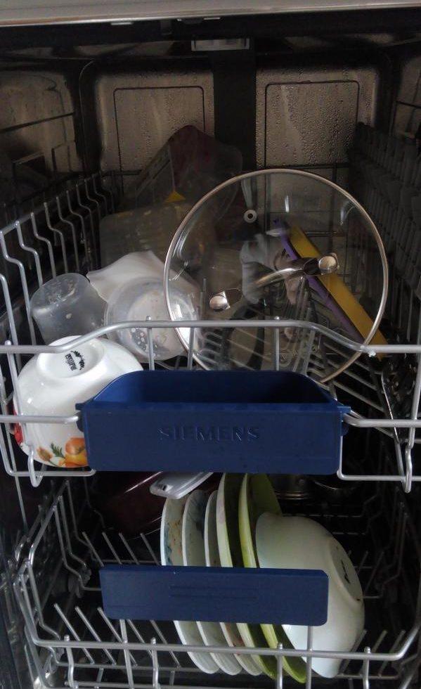 Камера посудомойки Сименс SR25E230RU