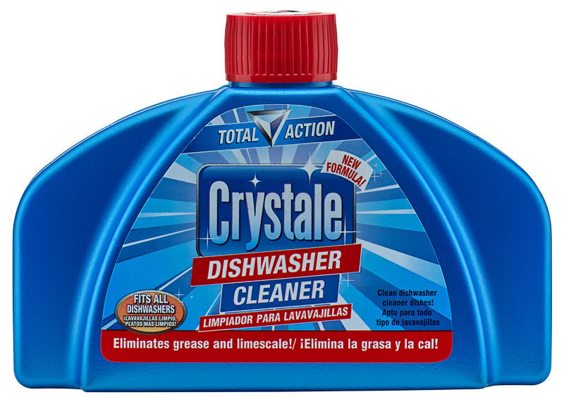 Жидкое средство для очистки посудомойки