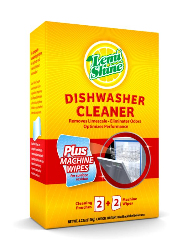 Порошковый очиститель посудомоечных машин