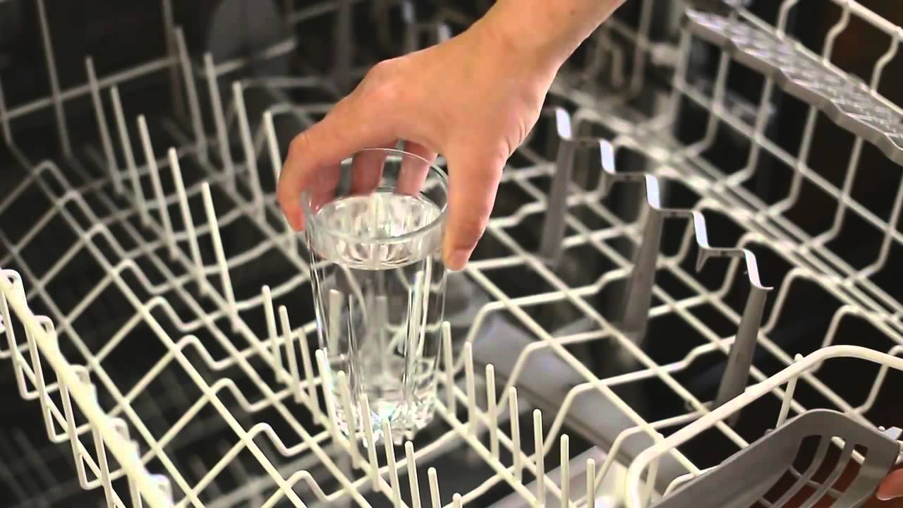 Уксус для очистки посудомойки