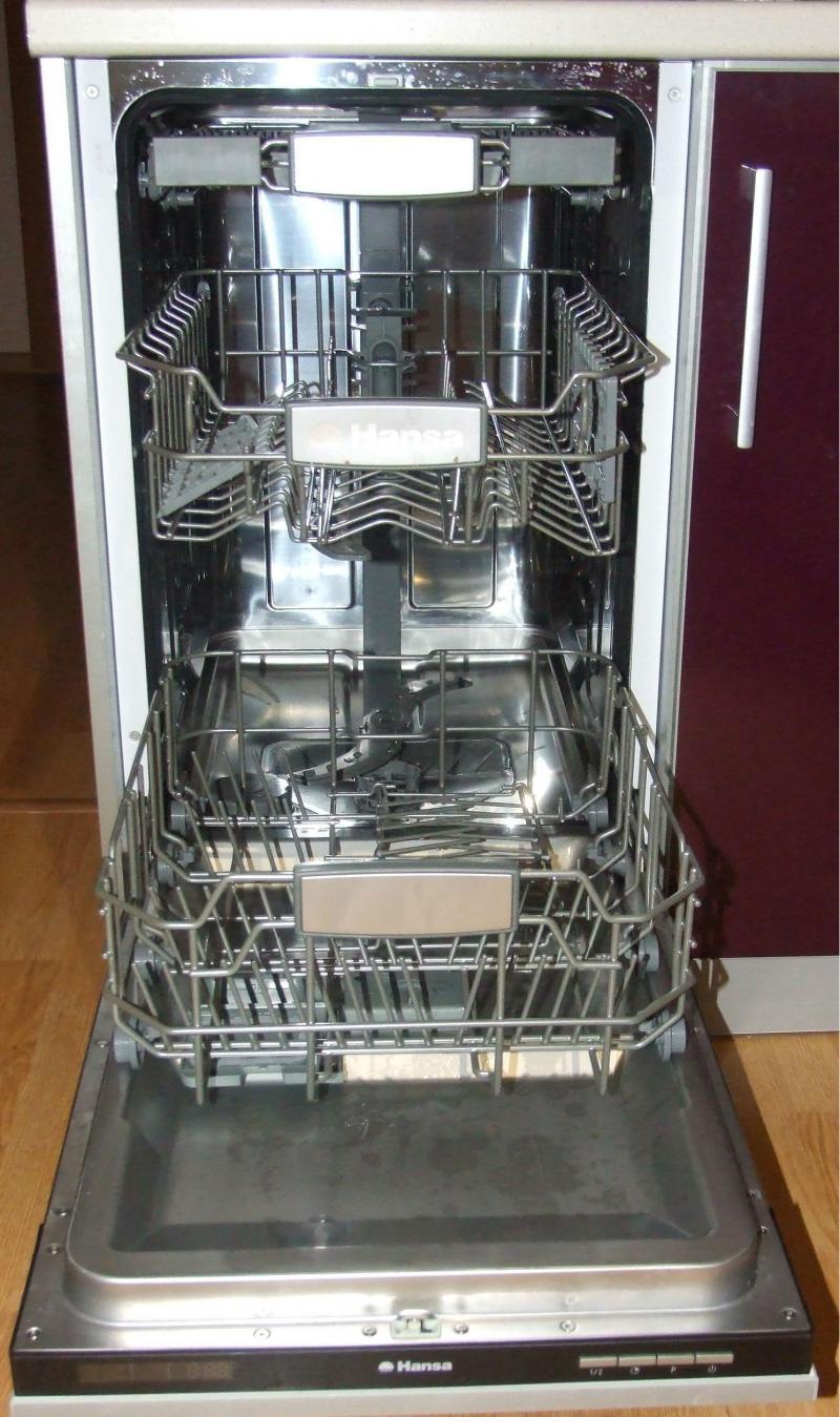 Камера посудомоечной машины Ханса ZWM 416 WH