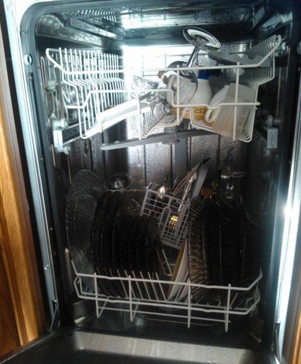 Камера посудомоечной машины Хотпойнт Аристон LST 11477