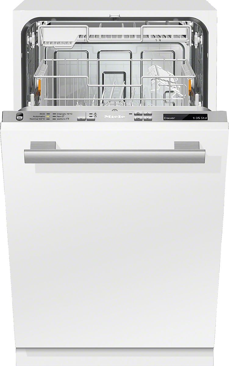 Посудомойка Miele G4860 SCVi