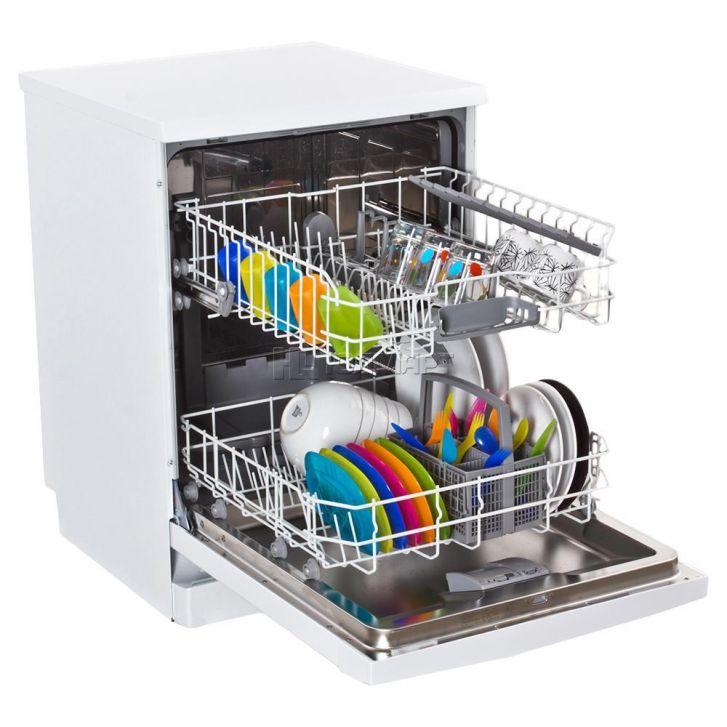 Вариант загрузки посудомоечной машины Bosch SMS40D02RU