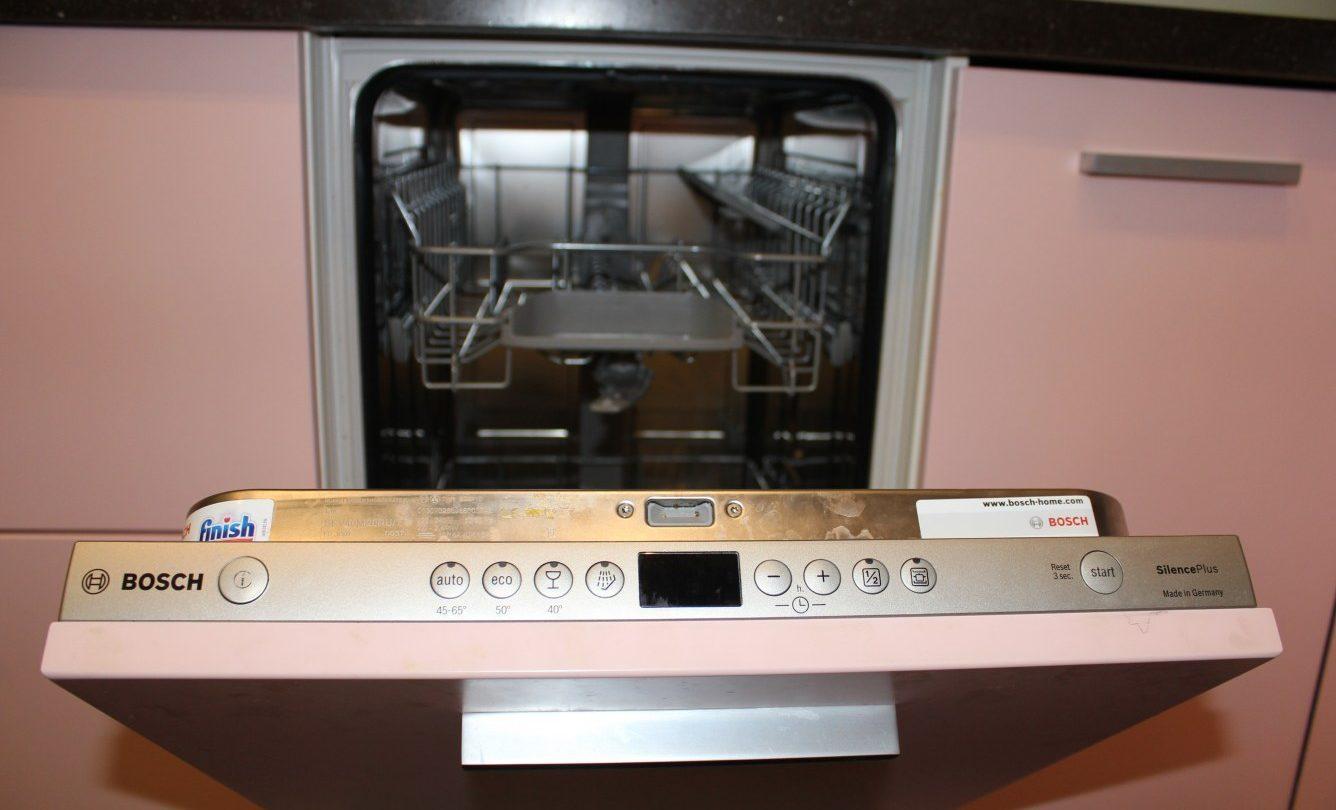 Панель управления посудомоечной машины Бош SPV 40M20RU