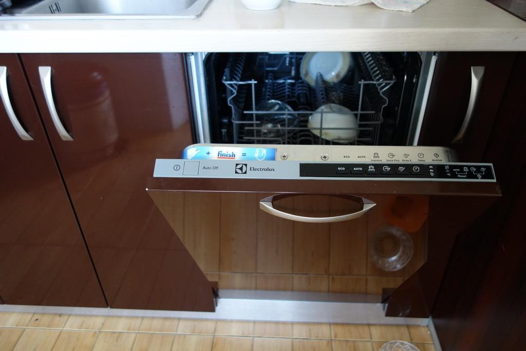 Посудомойка Электролюкс ESL 94300 LO после установки