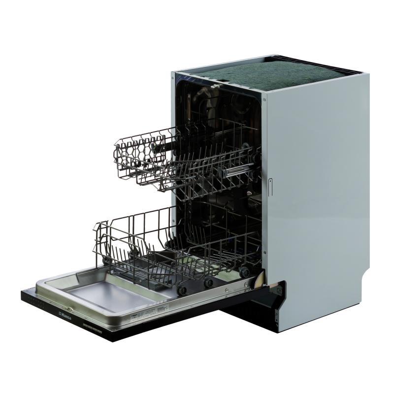 Конструкция посудомойки Ханза ZIM 476 H