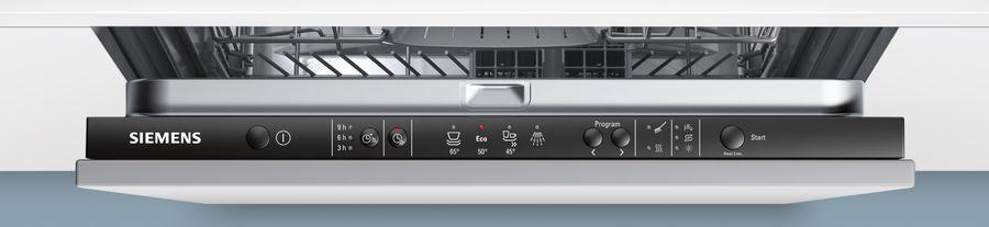 Панель управления посудомойки Сименс SN64D000RU
