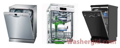 Фото посудомоечных машин Bosch