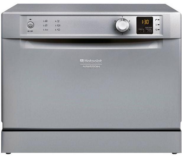 Посудомоечная машина Hotpoint-Ariston с экраном