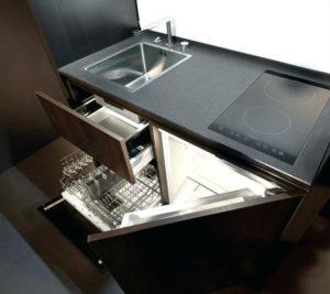 Фото посудомоечной машины под раковину