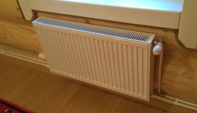 Радиаторы для отопления деревянного дома