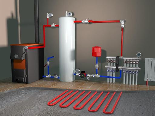 Особенности комбинированных котлов отопления